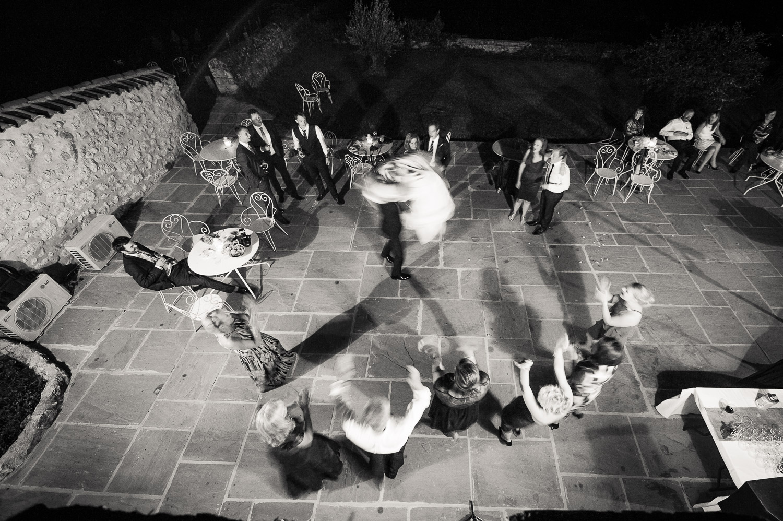 Piste danse extérieur