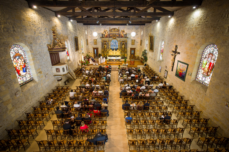 église Pessac mariage