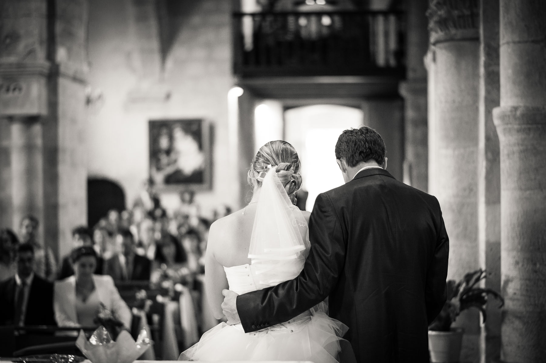 Eglise Villenave d'Ornon mariage