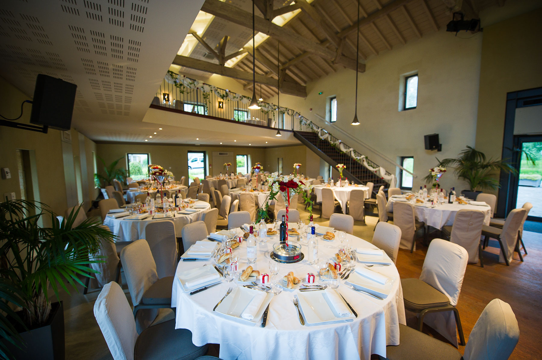 Salle mariage Grattequina