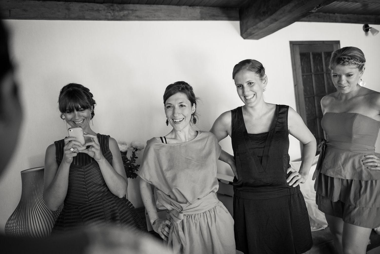 Demoiselles honneur