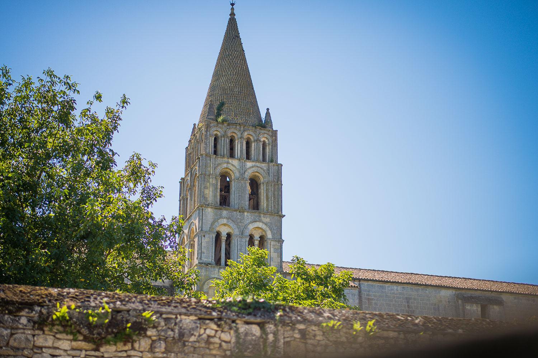 Mariage église Bassac