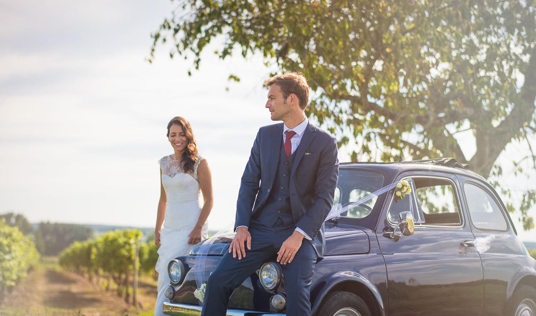 Photographe mariage charentes