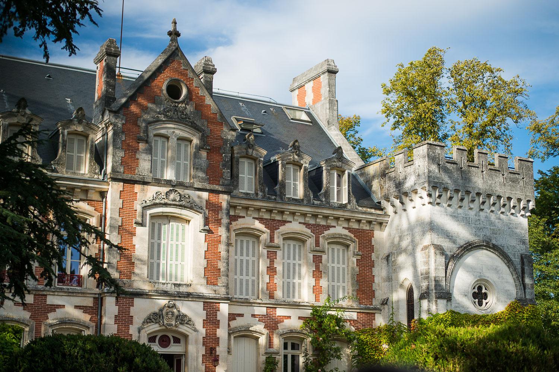 Mariage château de la Pouyade