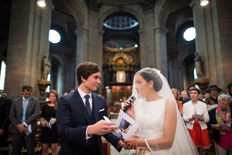 Saint-Sulpice mariage