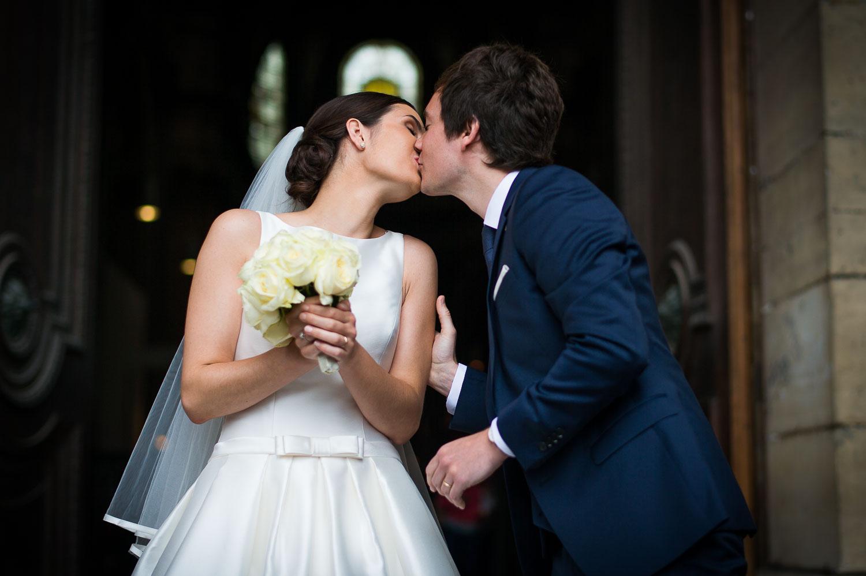 Bisous mariés