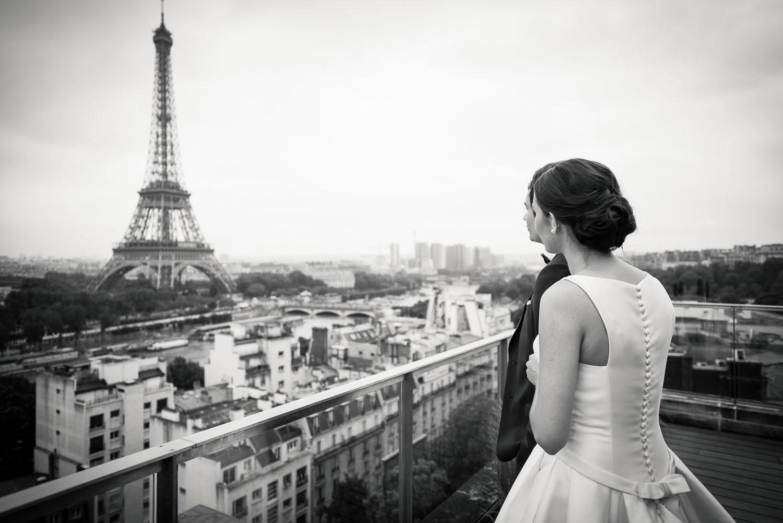 Suite Shangri-La Paris