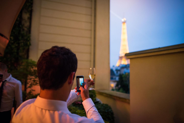 Vue Tour Eiffel Shangri-La