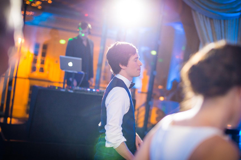 Marié danse