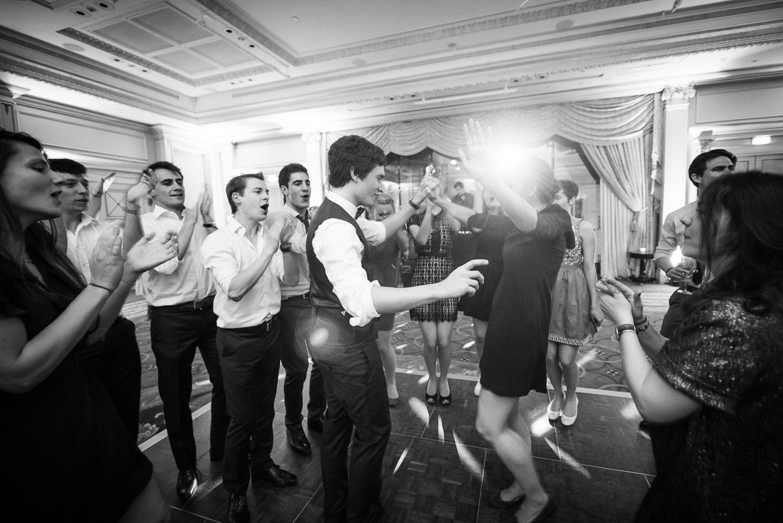 Mariés et leurs amis