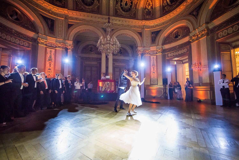 Piste danse mariage