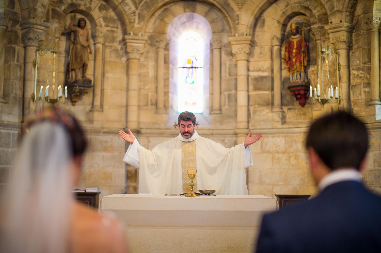 Prêtre Saint-Emilion