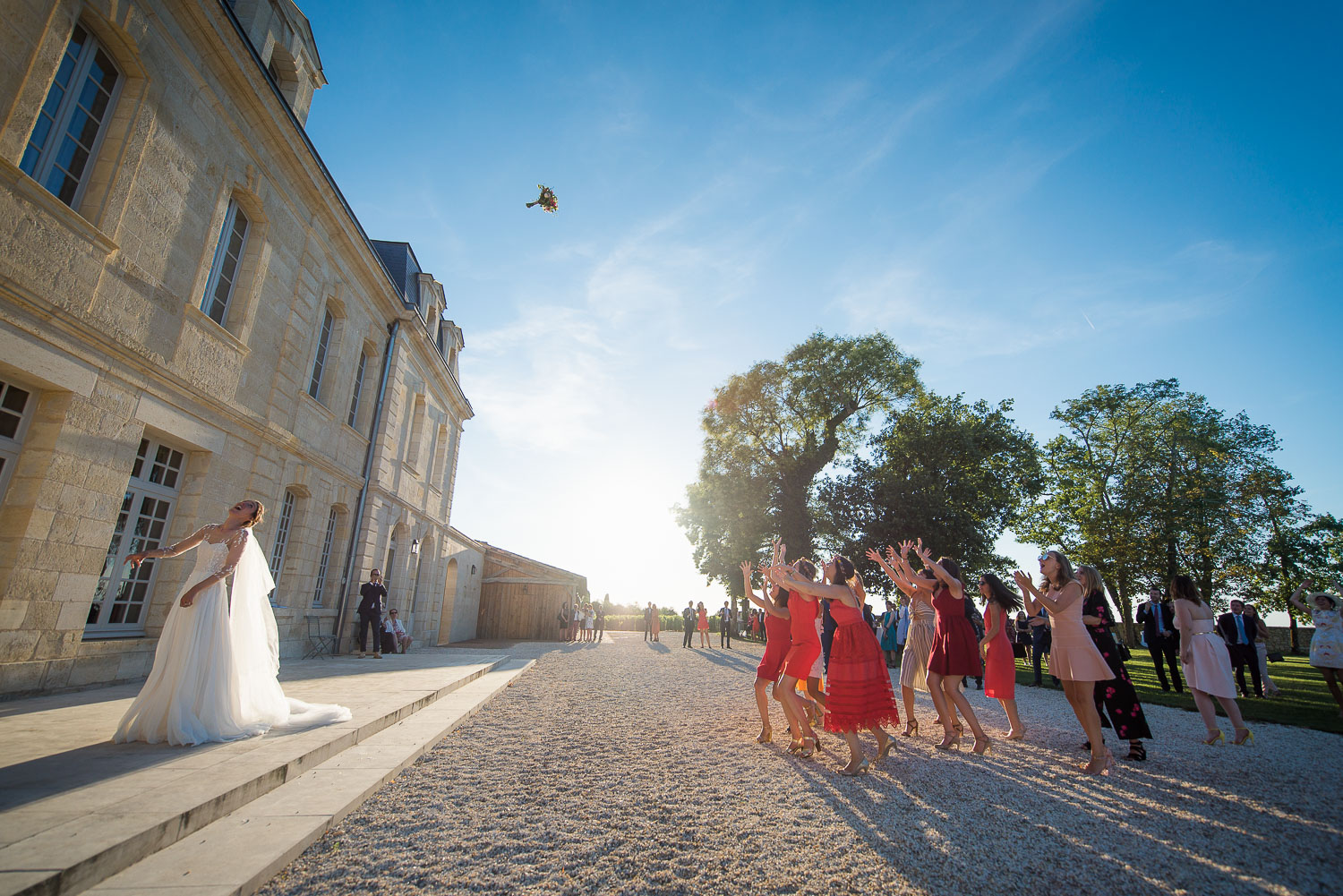 mariage chateau Soutard