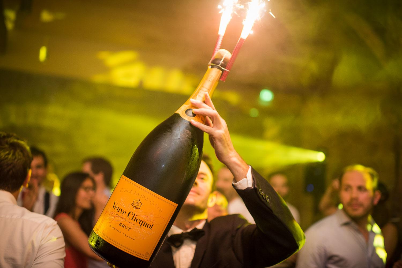 jeroboam champagne mariage